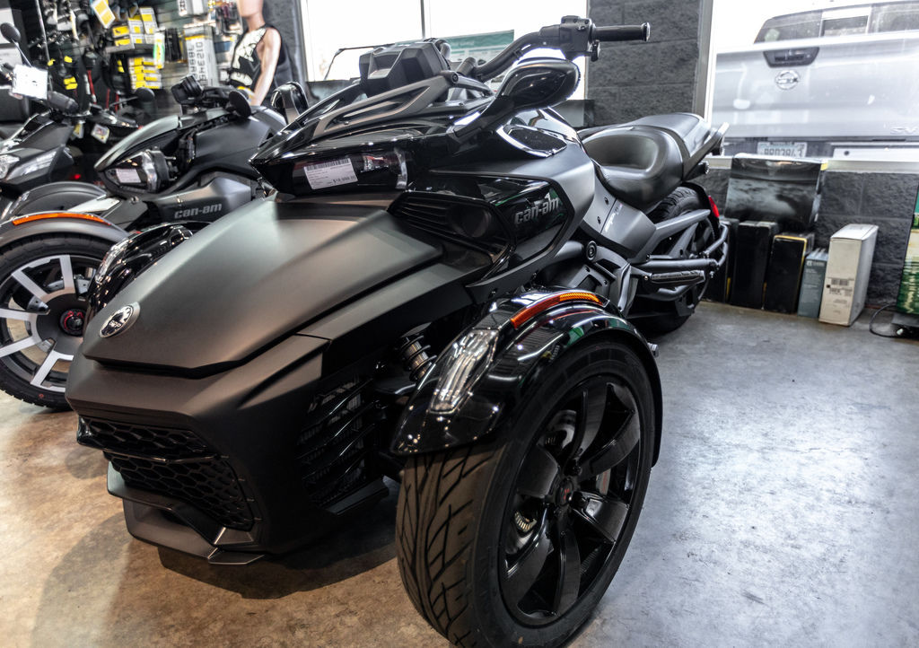 New 2020 Can-Am Spyder® F3-S 6-Speed Semi-Automatic (SE6) 3-Wheel Motorcycle