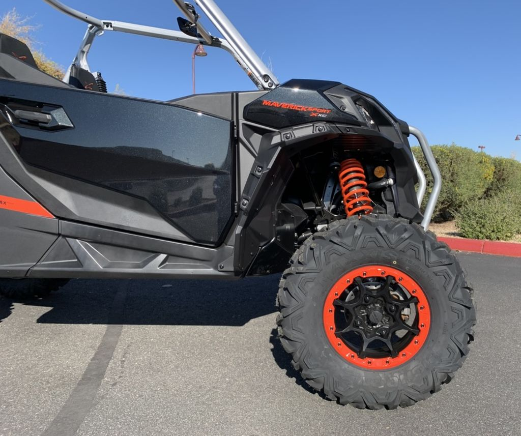 New 2020 Can-Am Maverick™ Sport X XC 1000R Side by Side