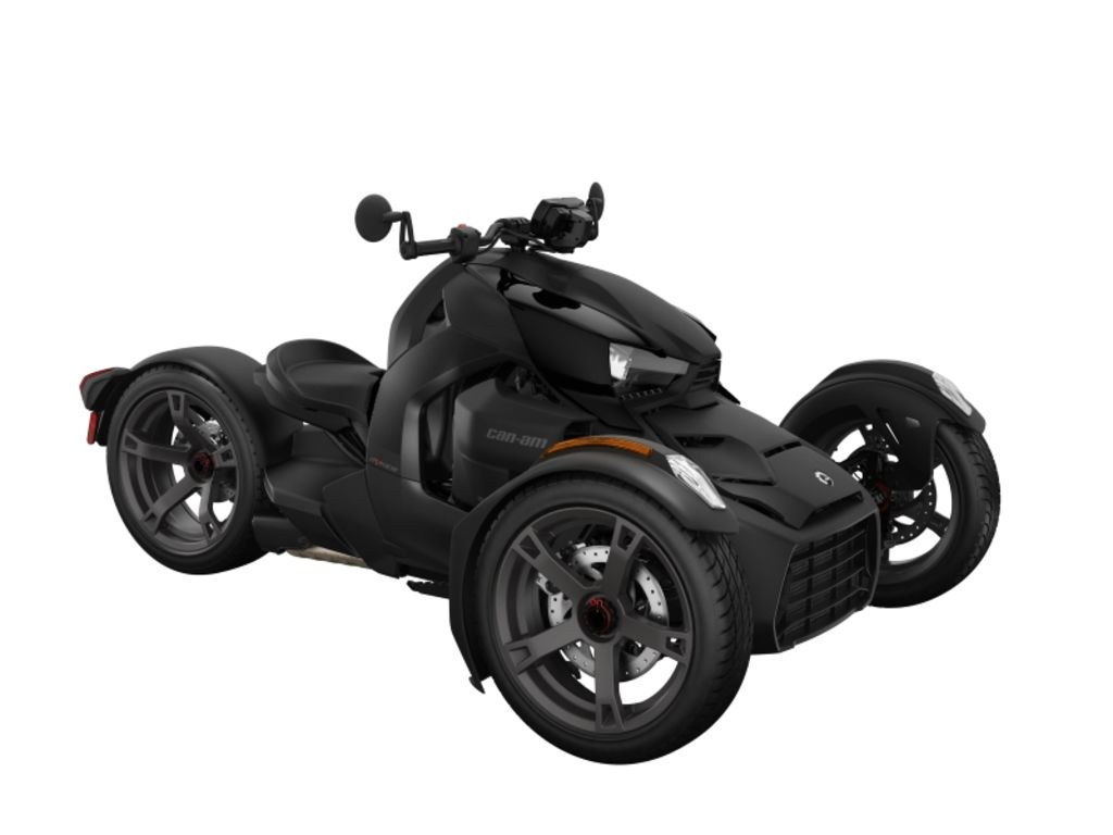 New 2019 Can-Am Ryker 600 ACE™ 3-Wheel Motorcycle