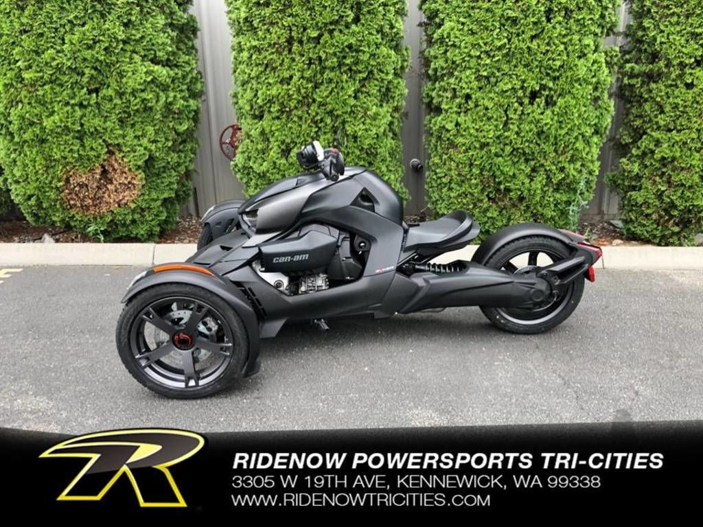 New 2020 Can-Am Ryker 900 ACE™ 3-Wheel Motorcycle