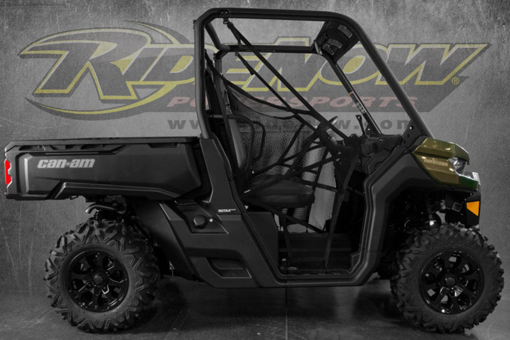 New 2020 Can-Am Defender DPS™ HD8 Boreal Green Utility