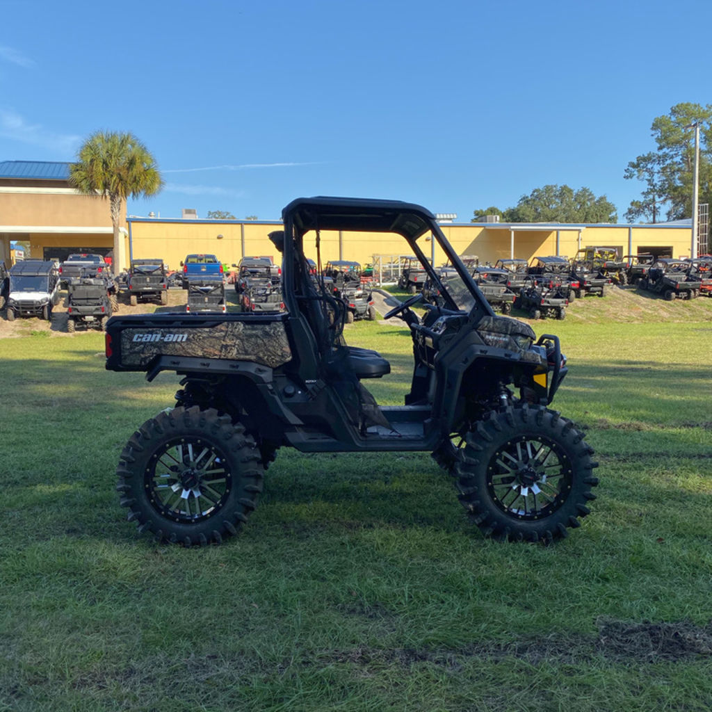 New 2020 Can-Am Defender X™ mr HD10 Mossy Oak Break-Up Country Camo Utility