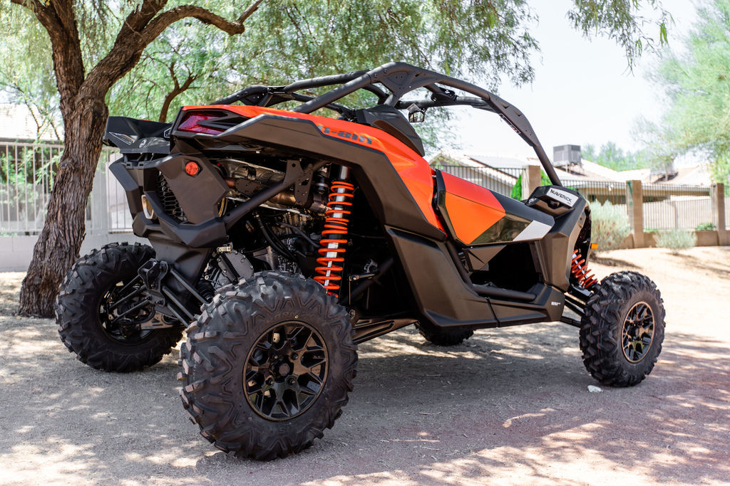 New 2020 Can-Am Maverick™ X3 RS Turbo R Side by Side