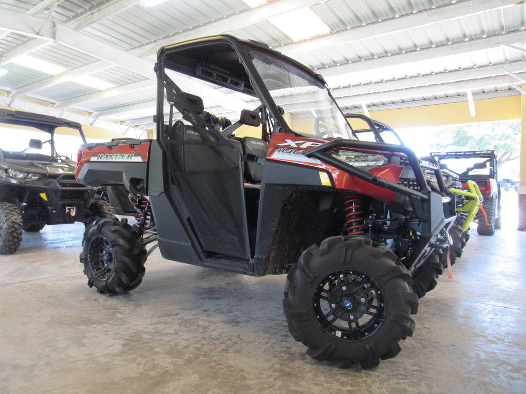 New 2020 Polaris Ranger XP® 1000 Premium Back Country Package Side by Side