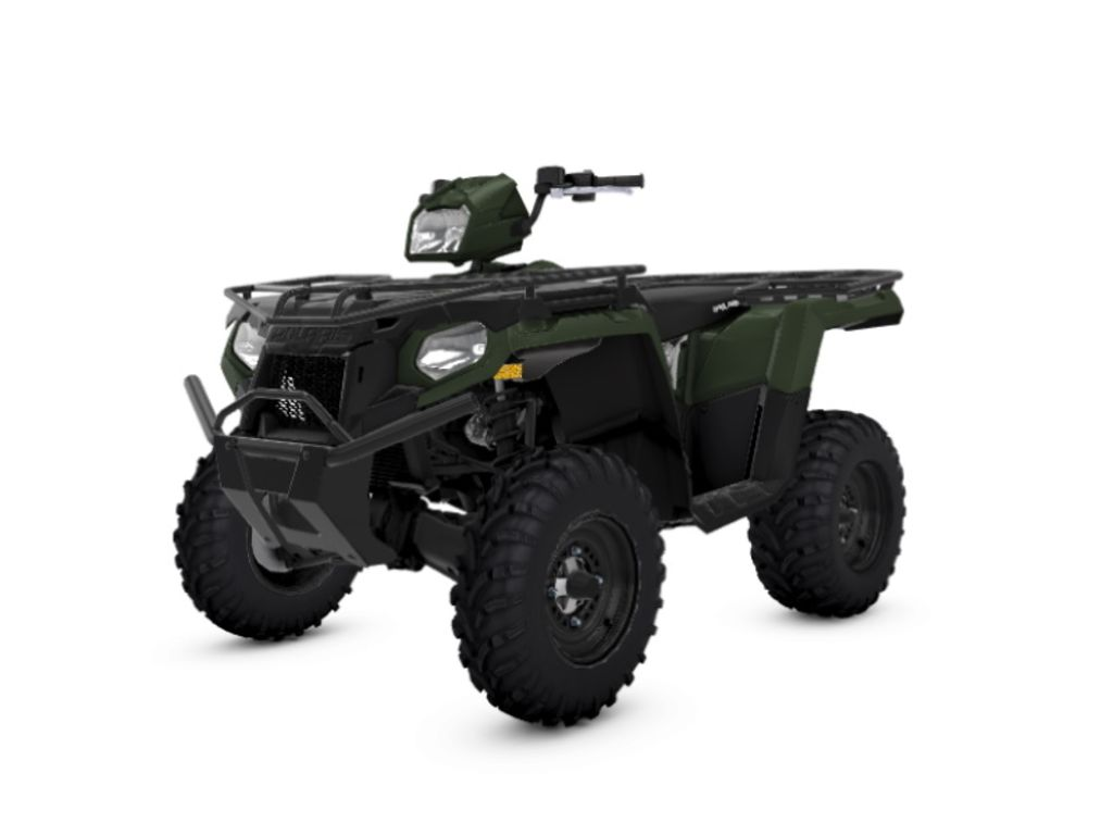 New 2020 Polaris Sportsman® 450 H.O. Utility Package Utility