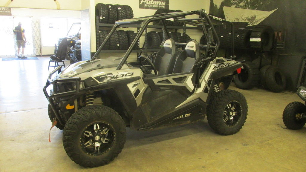 Pre-Owned 2016 Polaris RZR® 900 EPS Trail Matte Turbo Silver Side by Side