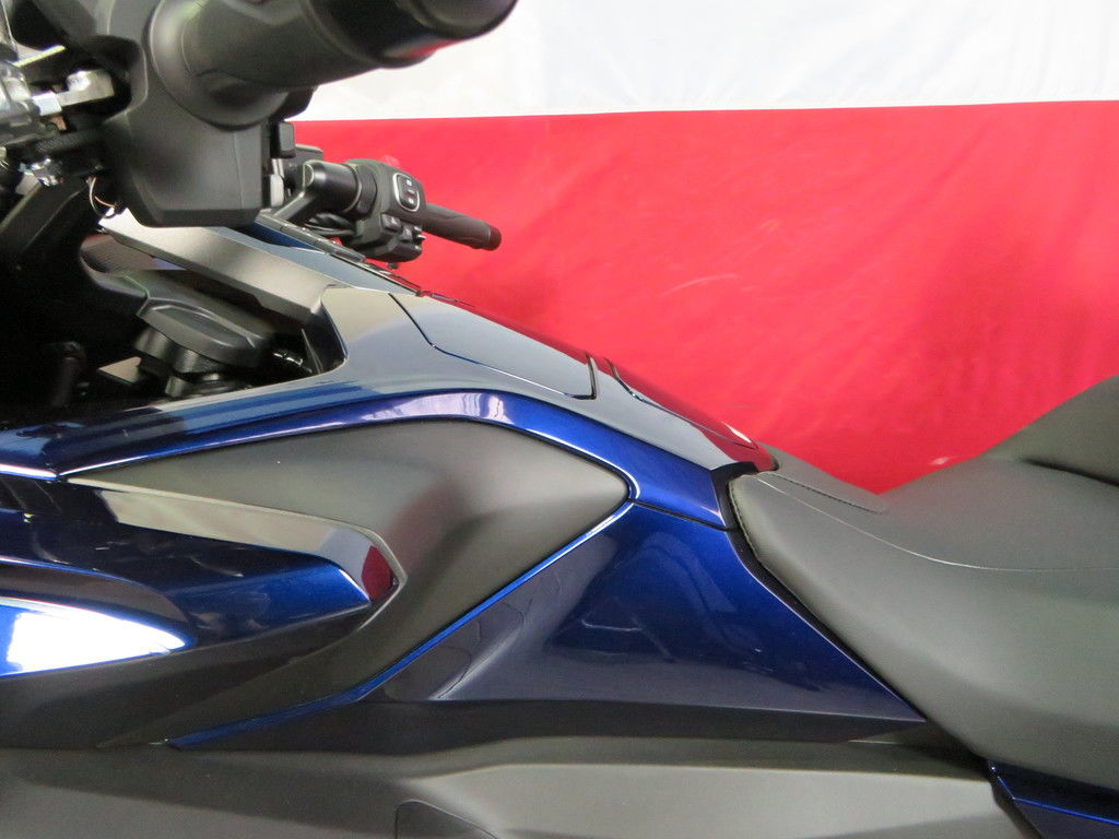 New 2018 Honda Gold Wing Tour Pearl Hawkseye Blue Touring