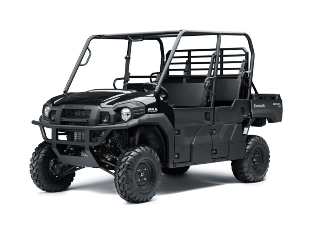 New 2019 Kawasaki Mule PRO-DXT™ Diesel Side by Side