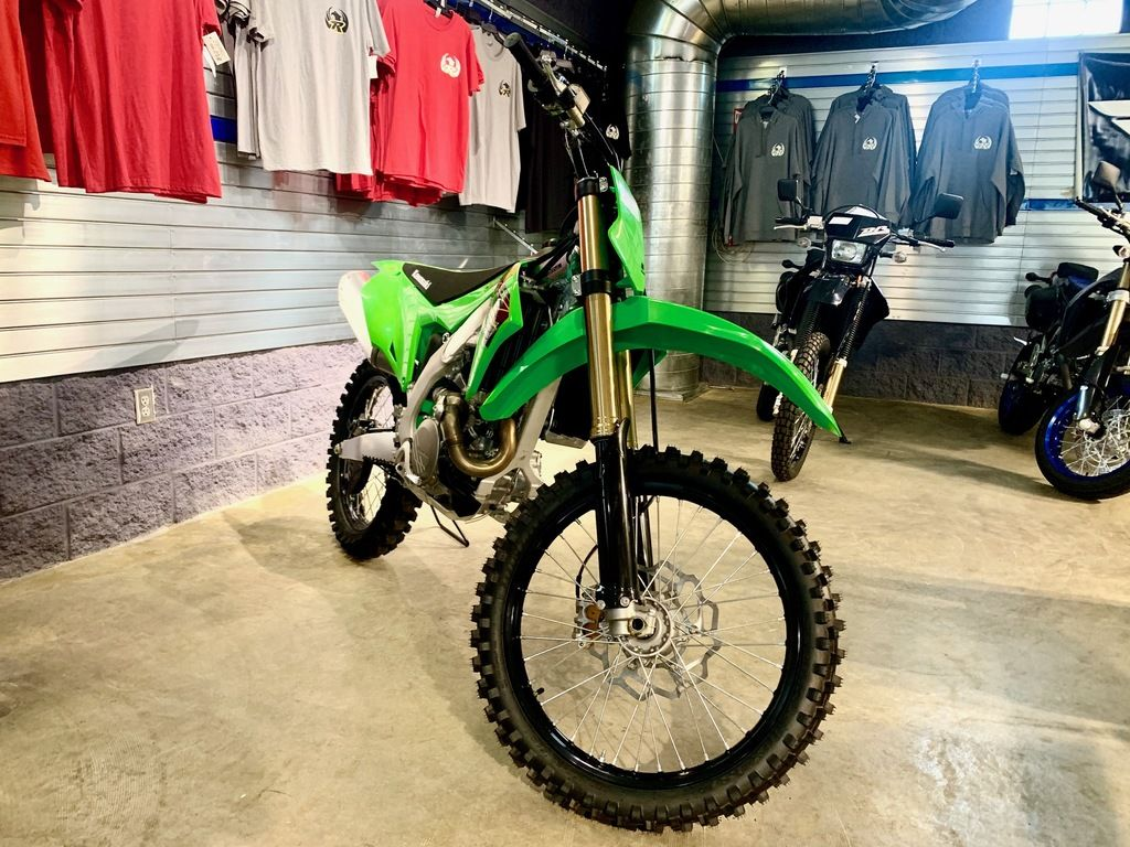 New 2020 Kawasaki KX™450 Off-Road