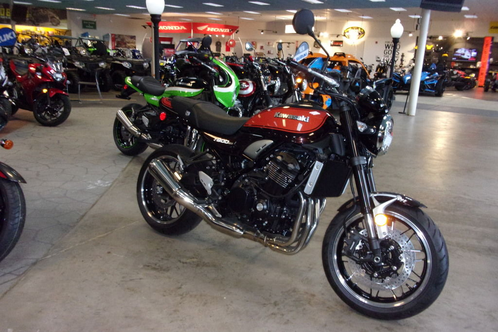 New 2019 Kawasaki Z900RS ABS Sport