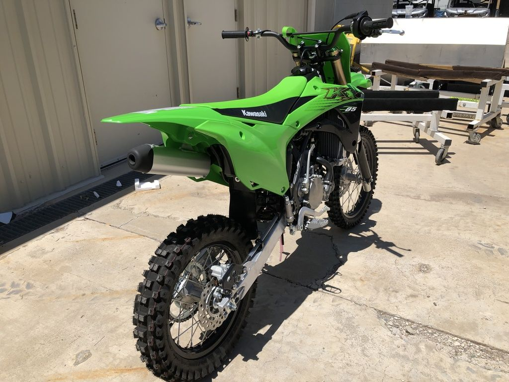 New 2020 Kawasaki KX™85 Youth