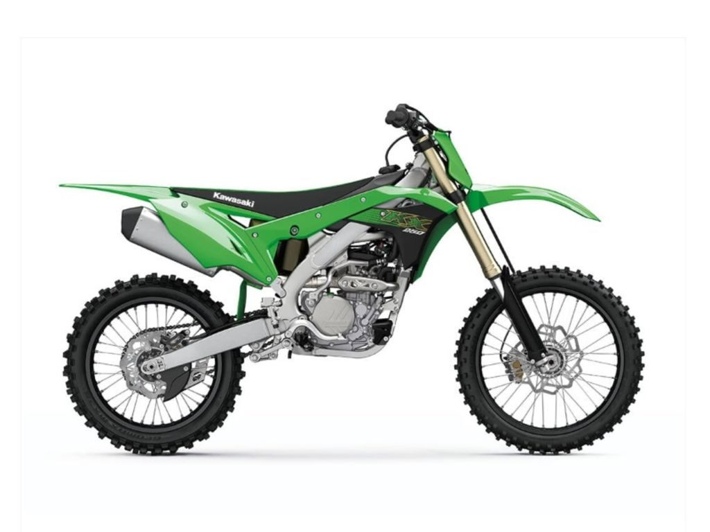 New 2020 Kawasaki KX™250 Off-Road