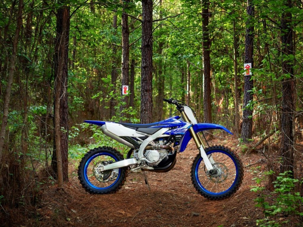 New 2020 Yamaha YZ450FX Off-Road