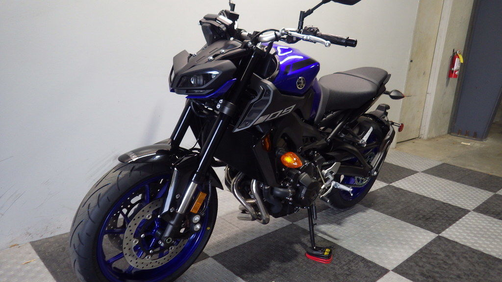 New 2019 Yamaha MT-09 Standard