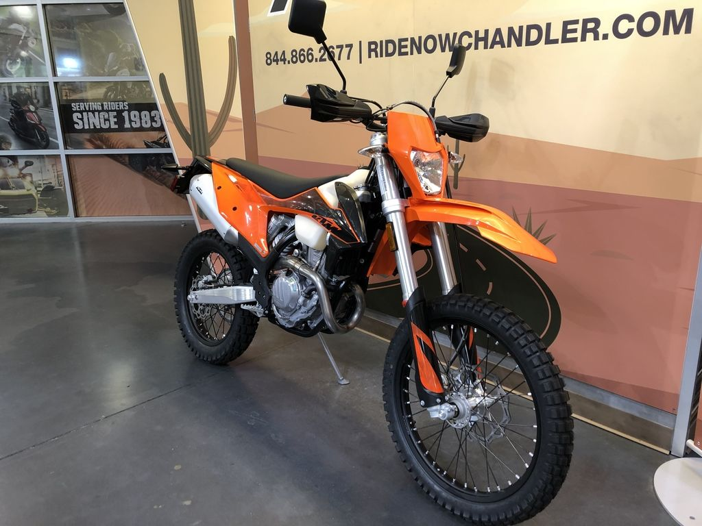 New 2020 KTM 350 EXC-F Off-Road