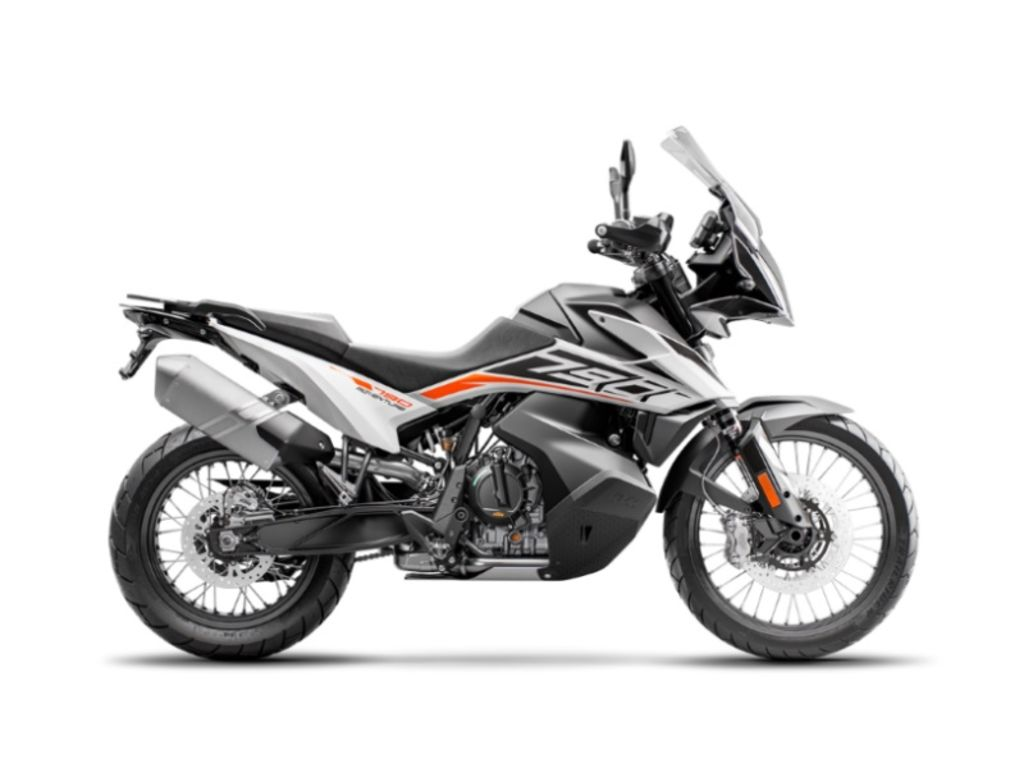 New 2019 KTM 790 Adventure Sport Touring