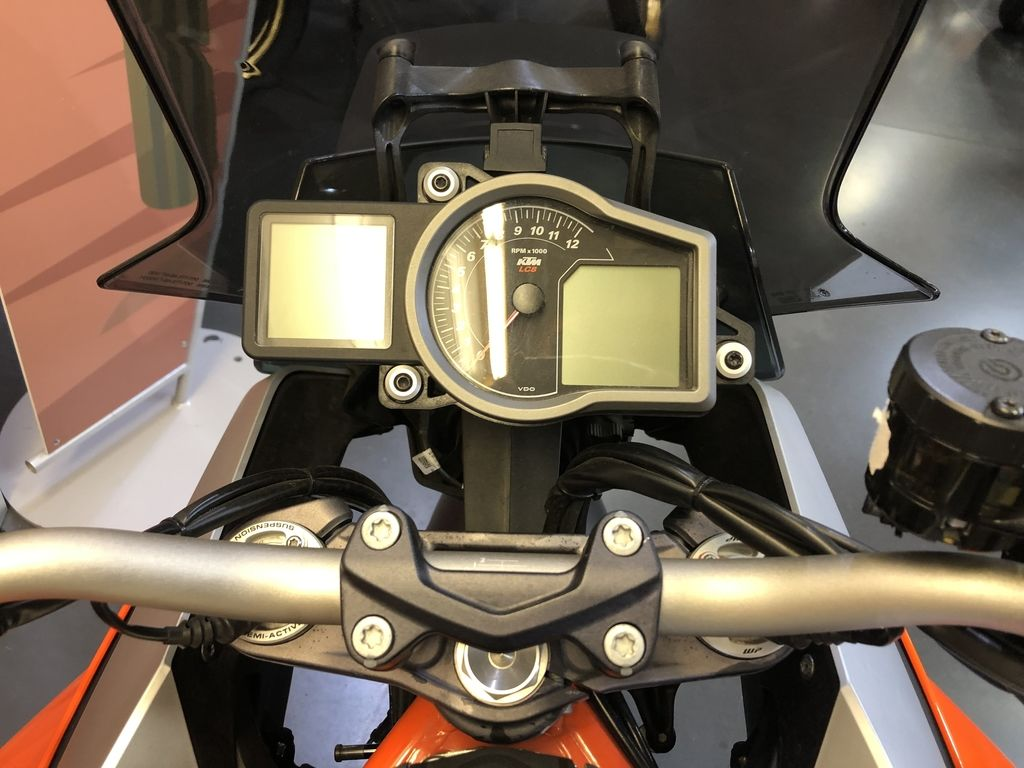 Pre-Owned 2016 KTM SUPER DUKE GT