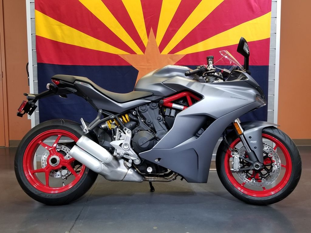 New 2019 Ducati SuperSport Sport